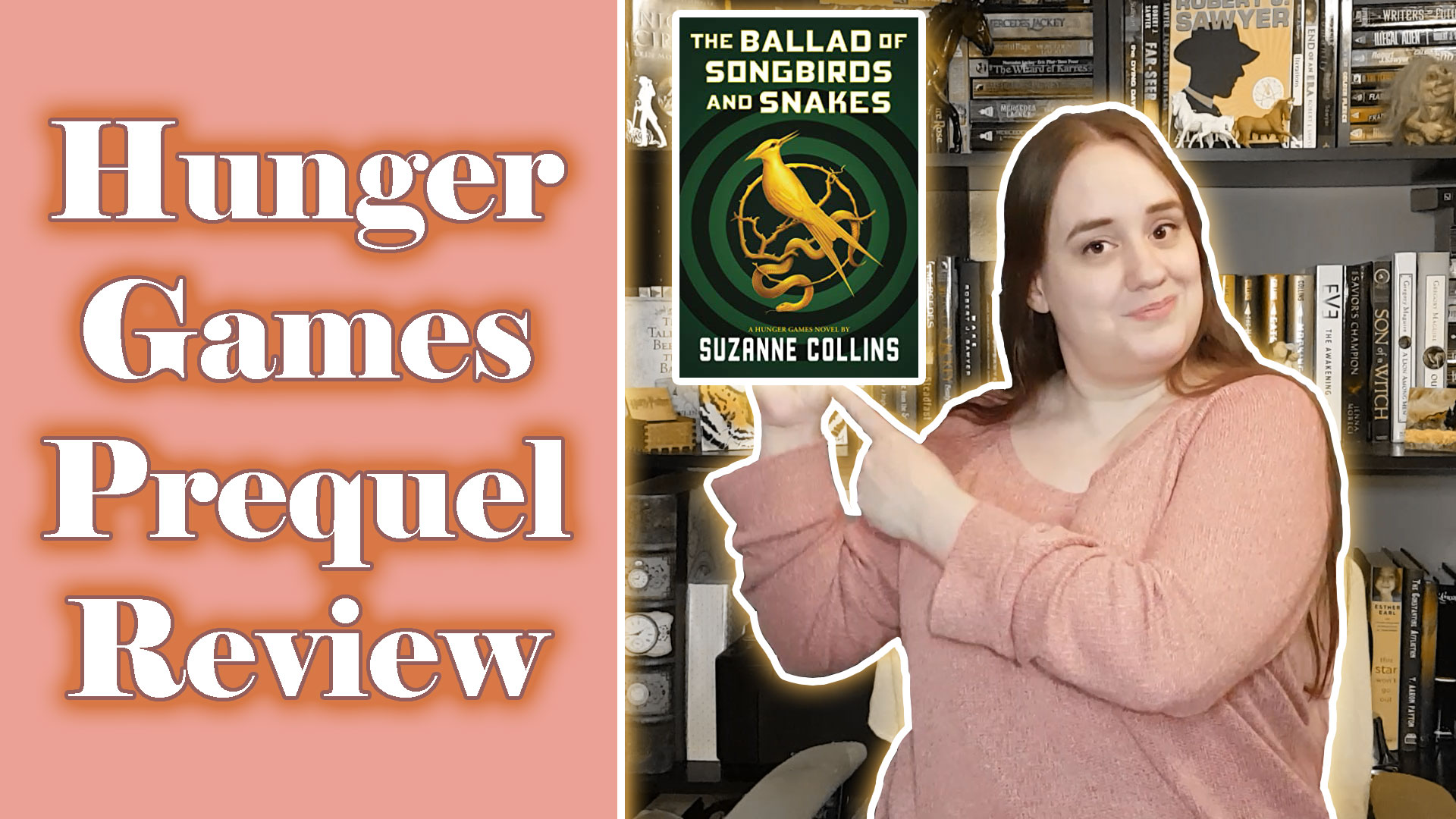 The Ballad of Songbirds and Snakes – 4 Star Review