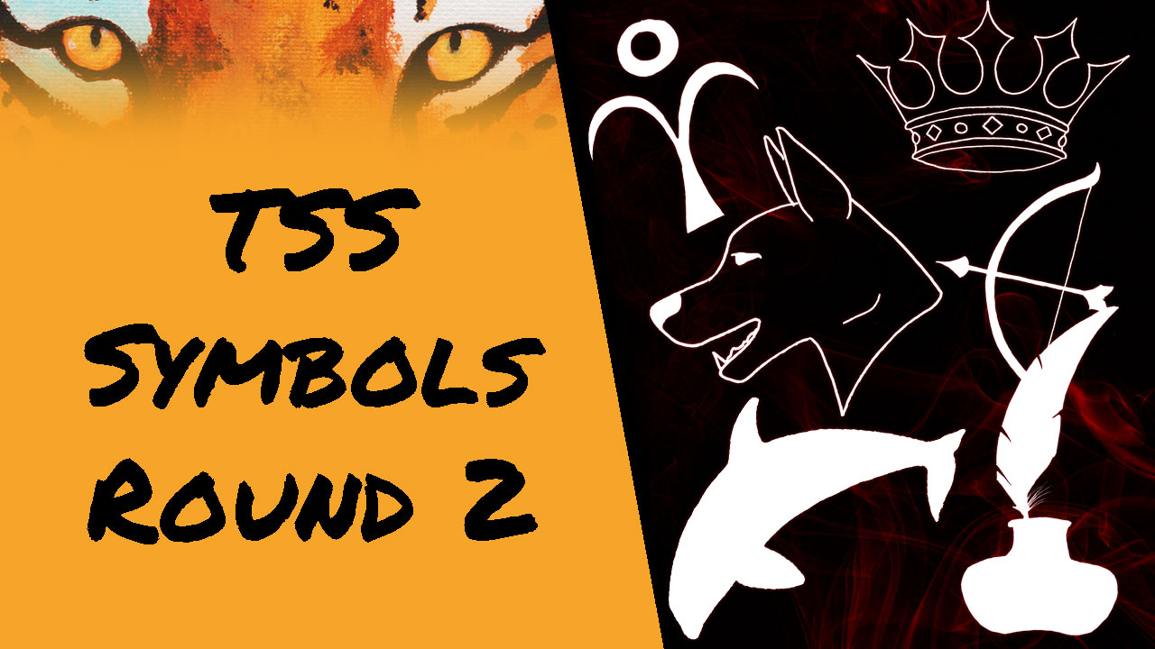 TSS Character Symbols Tournament Round 2
