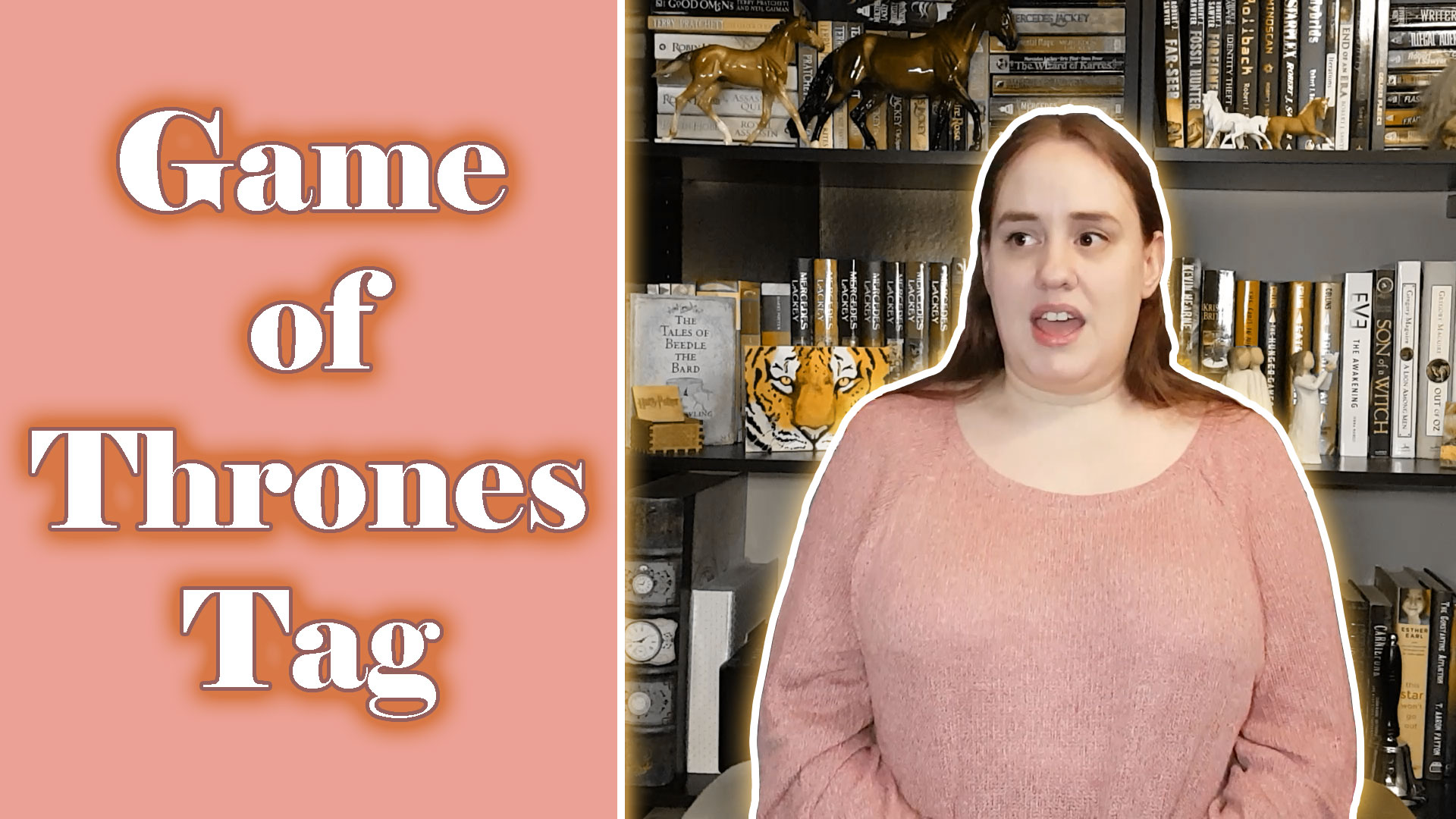 Game of Thrones Book Tag