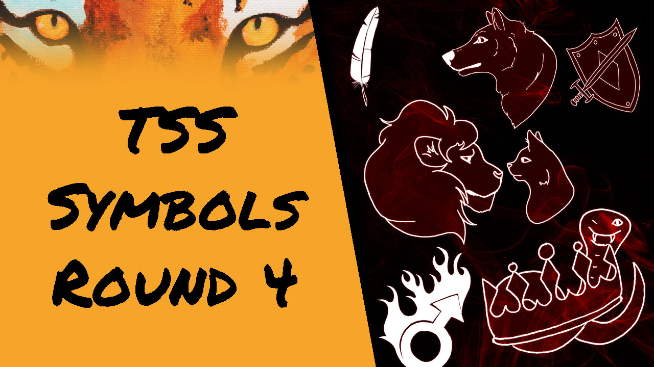 TSS Character Symbols Tournament Round 4