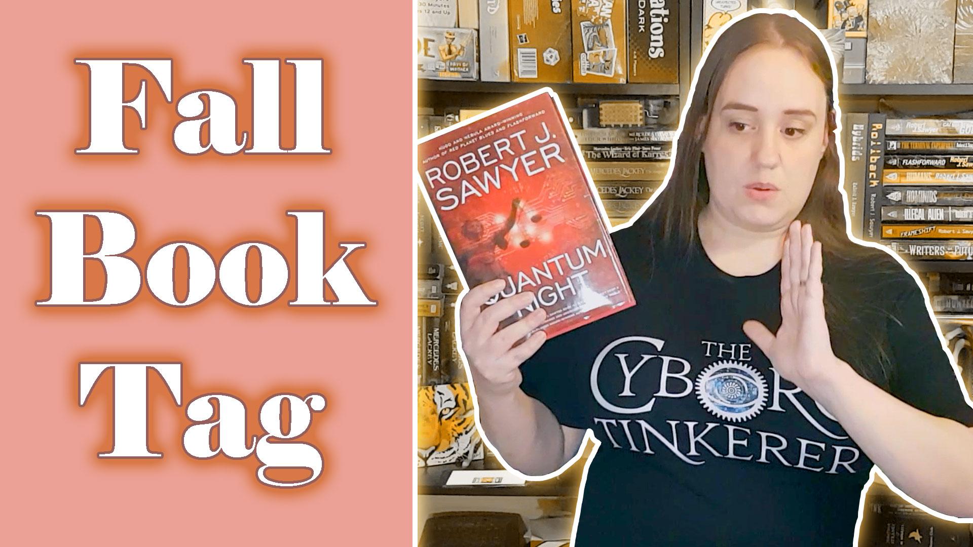 Fall Book Tag