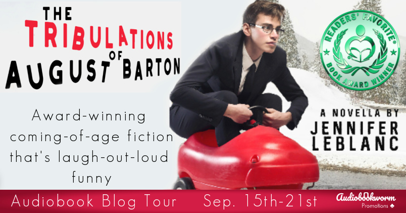 The Tribulations of August Barton – 5 Star Book Review