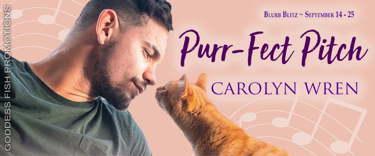 Purr-fect Pitch [Book Tour: Promo with Excerpt]