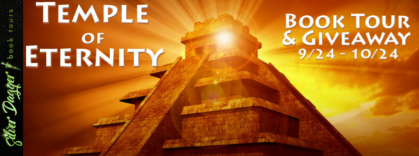 Temple of Eternity [Book Tour: Promo with Excerpt]