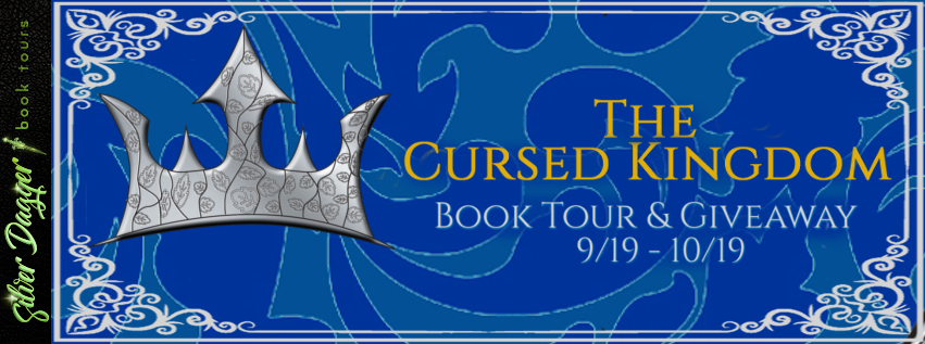 The Cursed Kingdom [Book Tour: Promo with Excerpt]