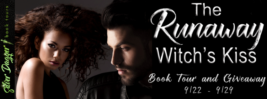 The Runaway Witch's Kiss [Book Tour: Promo with Excerpt]