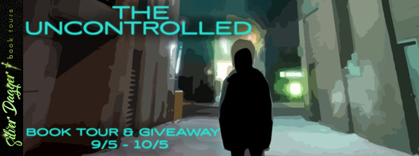 The Uncontrolled [Book Tour: Promo with Excerpt]