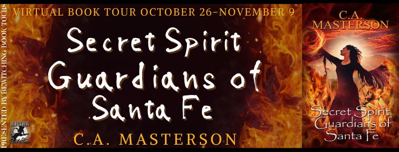 Secret Spirit Guardians of Santa Fe [Book Tour with Excerpt]