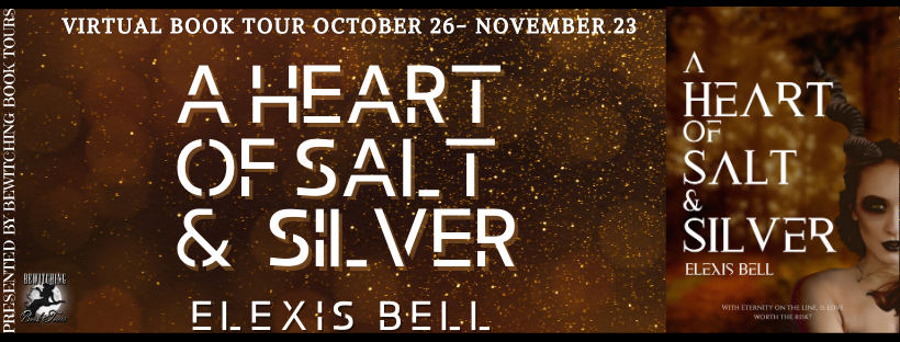 A Heart of Salt and Silver [Book Tour with Excerpt]