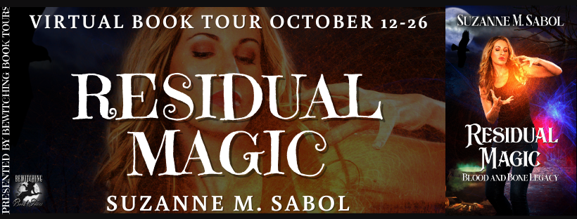 Residual Magic [Book Tour with Excerpt]