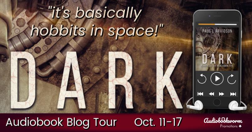 Dark – 4 Star Book Review [Audiobook Tour]