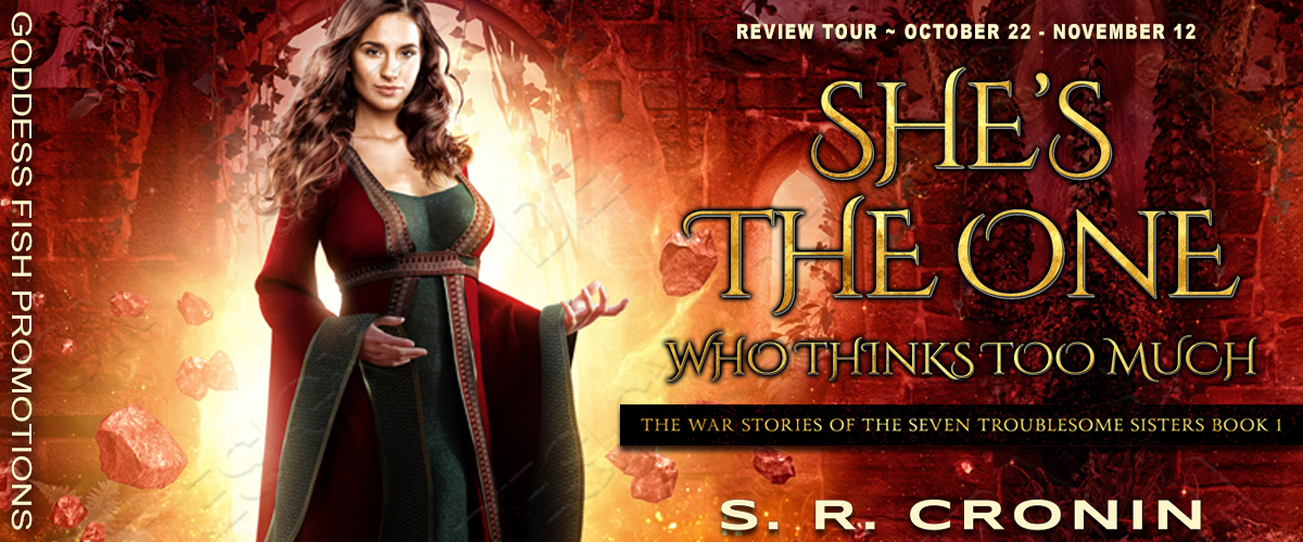 She's the One Who Thinks Too Much – 4 Star Book Review