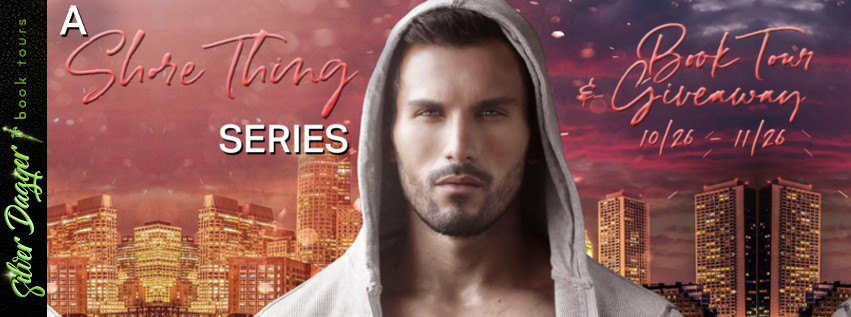 A Shore Thing Series [Book Tour with Excerpts]
