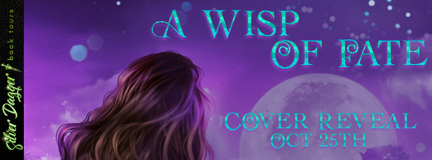 Cover Reveal: A Wisp of Fate [Book Tour]
