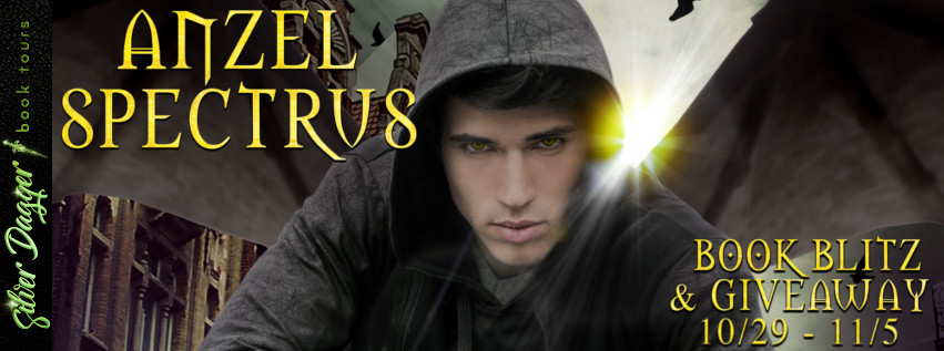 Anzel Spectrus [Book Tour Spotlight]