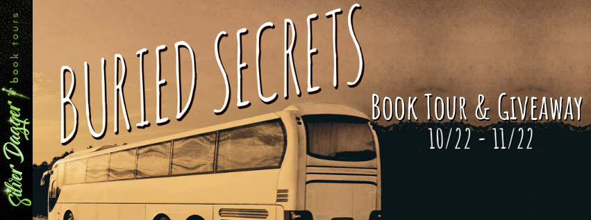 Buried Secrets [Book Tour with Excerpts]