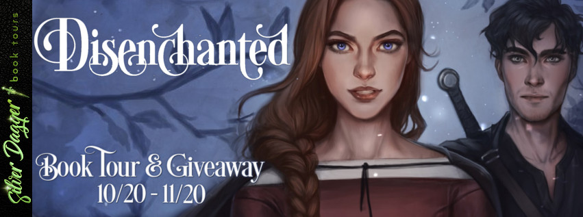 Disenchanted [Book Tour with Excerpt]