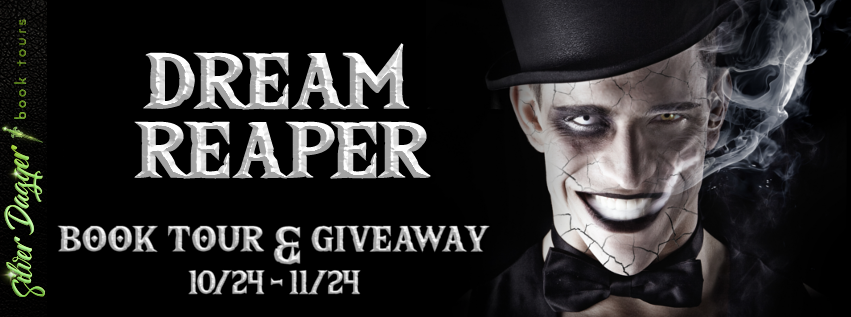 Dream Reaper [Book Tour with Excerpt]