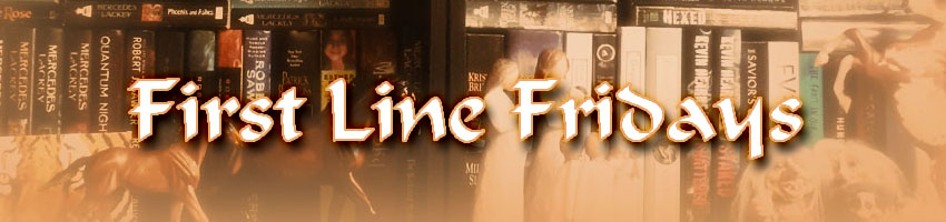 First Lines Friday, Christmas Edition