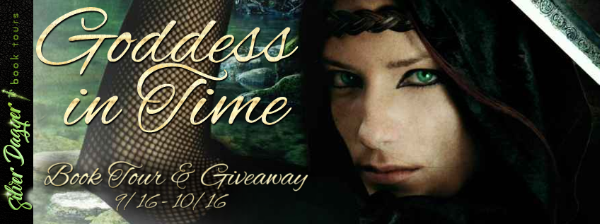 Goddess in Time – 4 Star Book Review