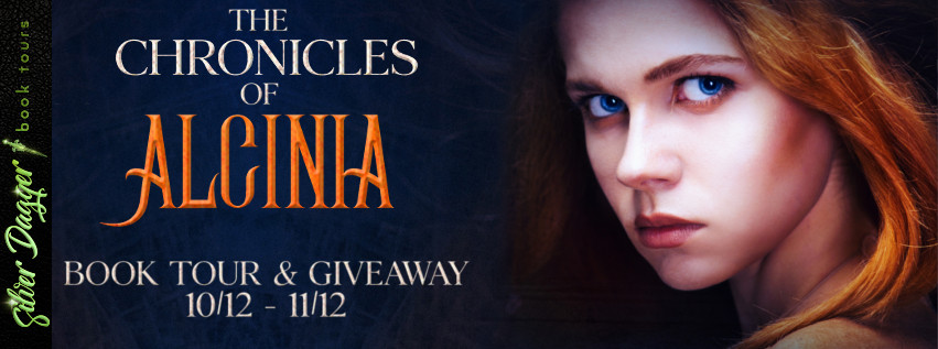 Chronicles of Alcinia [Book Tour with Excerpt]