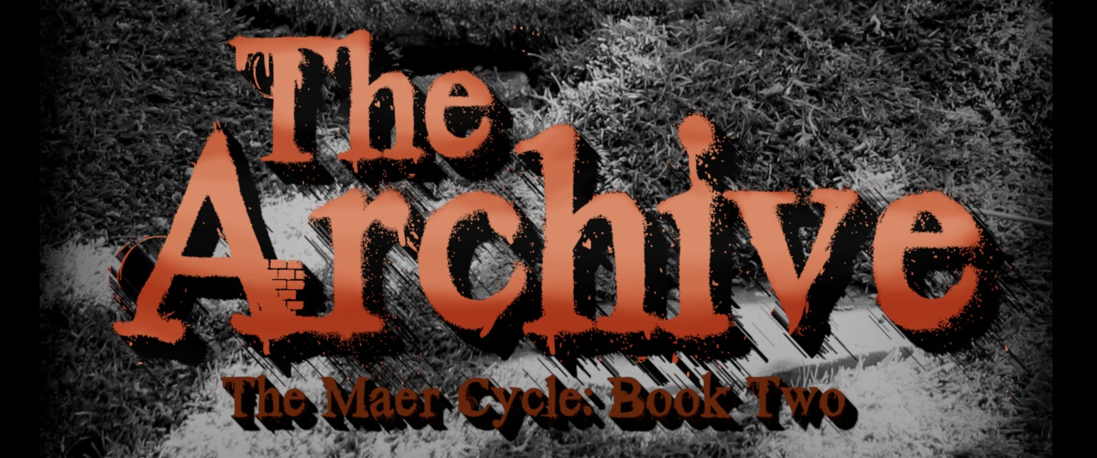 Cover Reveal: The Archive