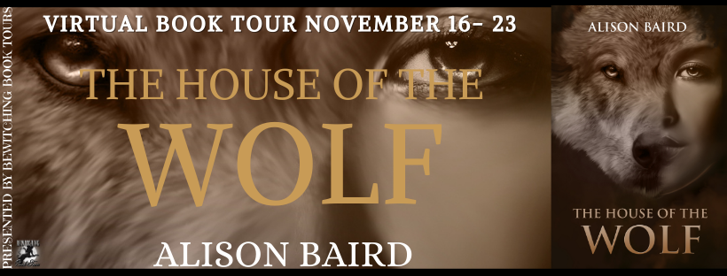 The House of the Wolf [Book Tour with Excerpt]