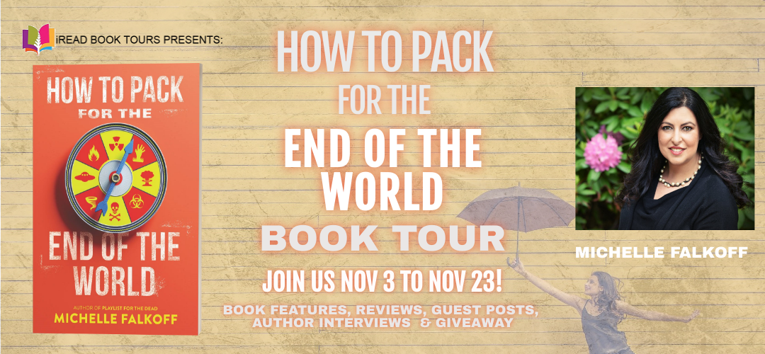 How to Pack for the End of the World – 4 Star Book Review