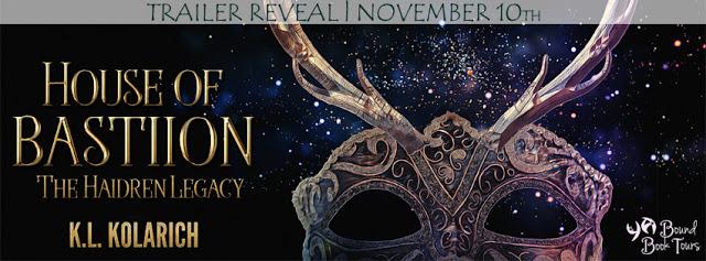 House of Bastiion [Book Trailer Reveal]