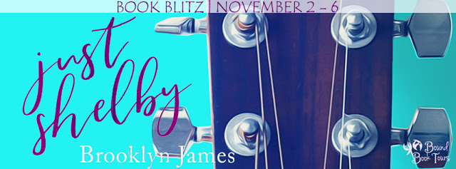 Author Guest Post with Brooklyn James