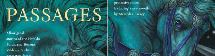 Passages by Mercedes Lackey – 4 Star Book Review