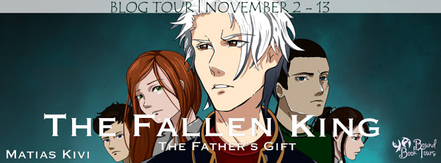 The Fallen King: The Father's Gift [Book Tour Promo]