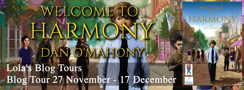 Author Guest Post with Dan Omahony