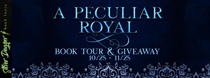 A Peculiar Royal – 4 Star Book Review