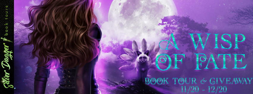 A Wisp of Fate [Book Tour with Excerpt]
