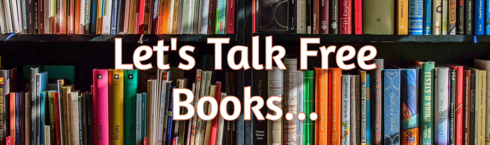 Let's Talk About Free Books