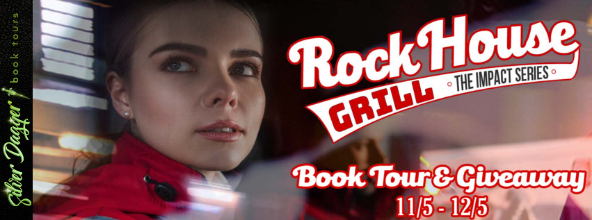 Rock House Grill [Book Tour with Excerpt]