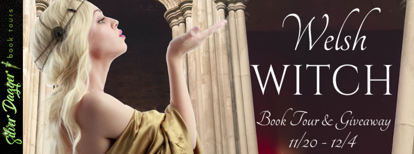 Welsh Witch [Book Tour with Excerpt]