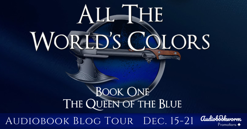 All the World's Colors – 4 Star Book Review