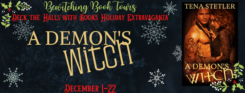 A Demon's Witch Series [Book Tour Excerpt]