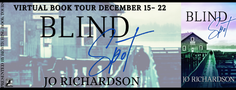 Blind Spot [Book Tour with Excerpt]