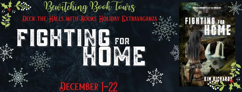 Fighting for Home [Book Tour with Excerpt]