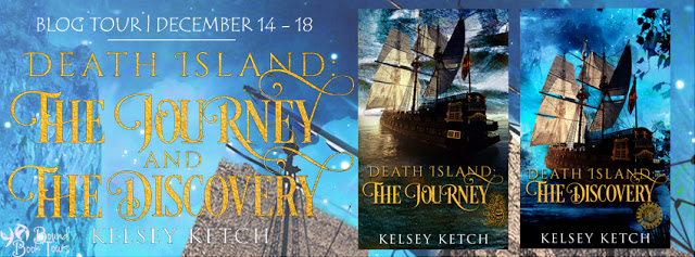 Death Island Duology [Book Tour with Excerpt]