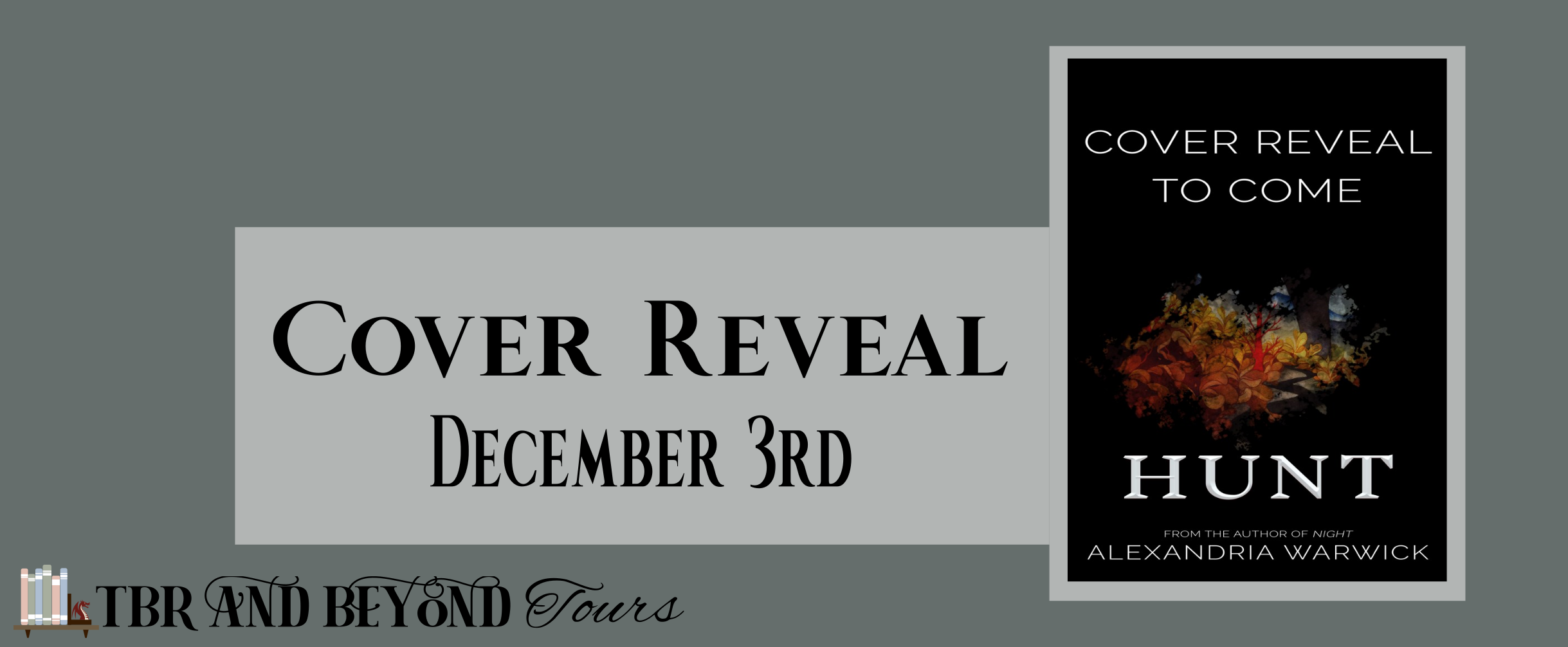 Cover Reveal: Hunt by Alexandria Warwick