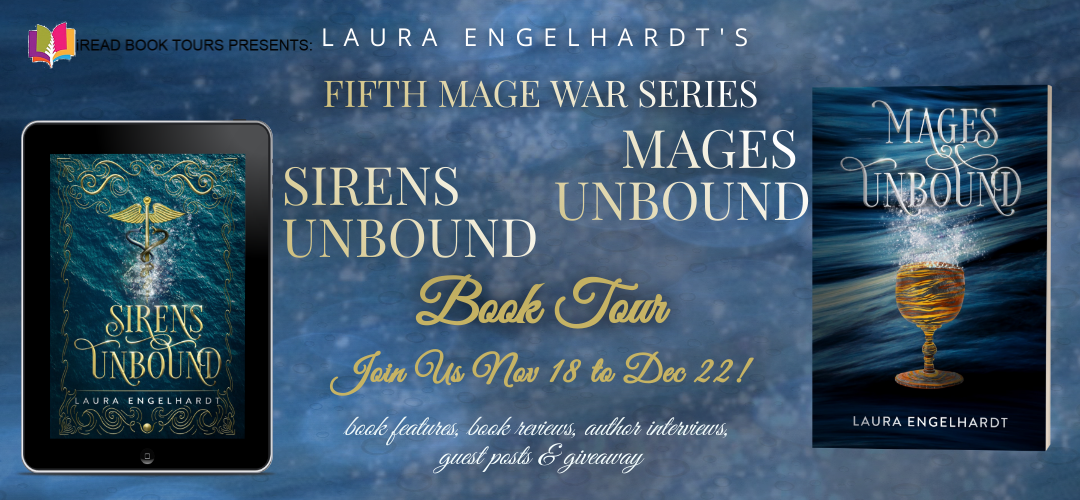 Mages Unbound – 5 Star Book Review