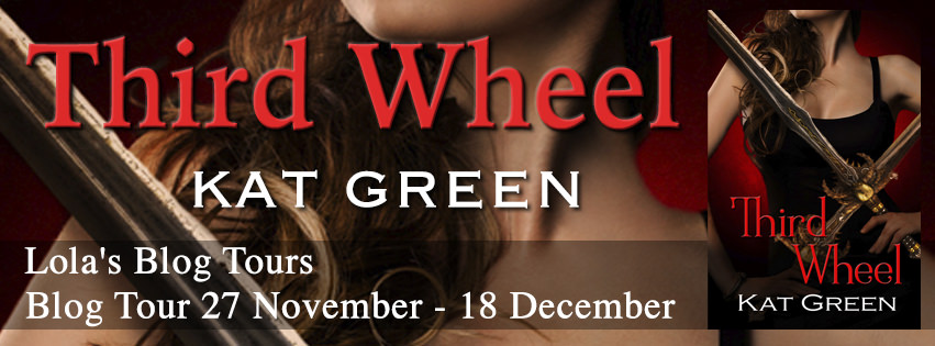 Author Guest Post with Kat Green
