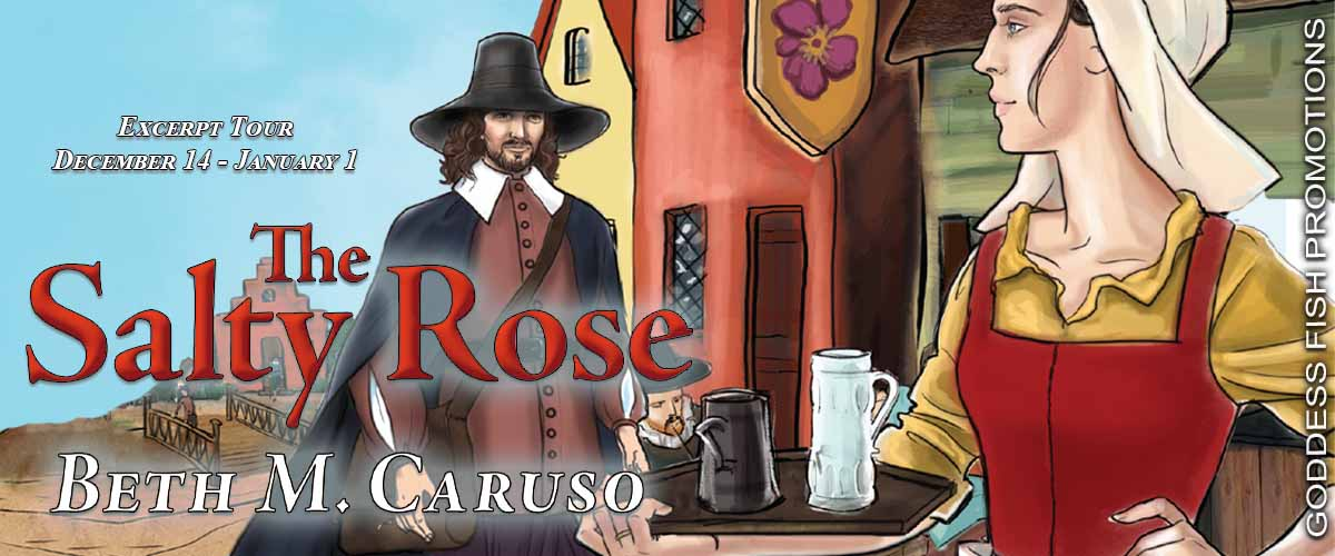 The Salty Rose [Book Tour with Excerpt]