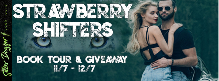 Strawberry Shifters [Book Tour Excerpt]