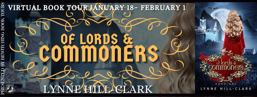 Of Lords and Commoners [Book Tour Spotlight]
