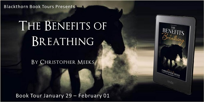 The Benefits of Breathing [Book Tour Spotlight]